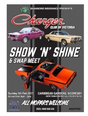 Show 'N' Shine and Swapmeet